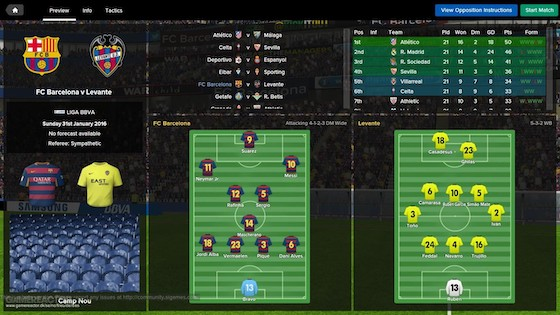 Football Manager 2016 Mac OS X