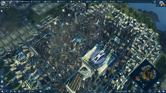 Anno 2205 Mac OS X