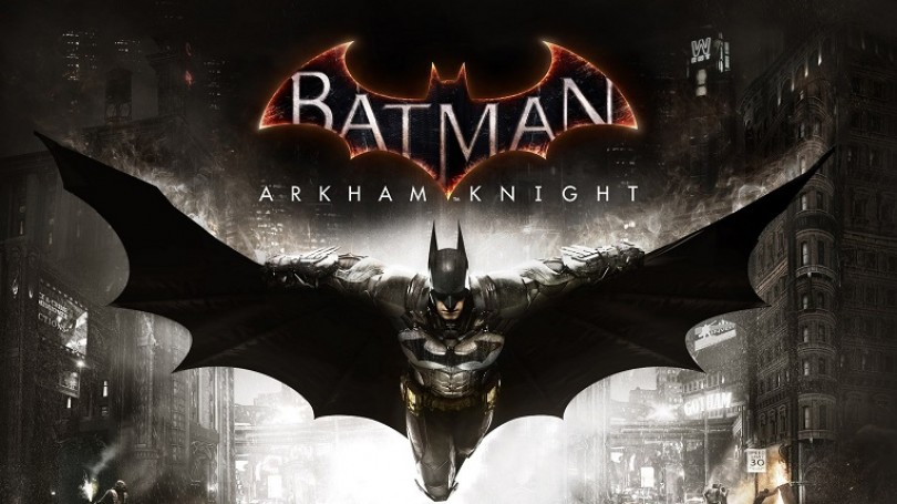 Batman Arkham Knight Mac OS X