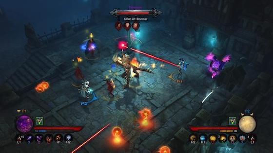 Diablo 3 Reaper of Souls Mac OS X