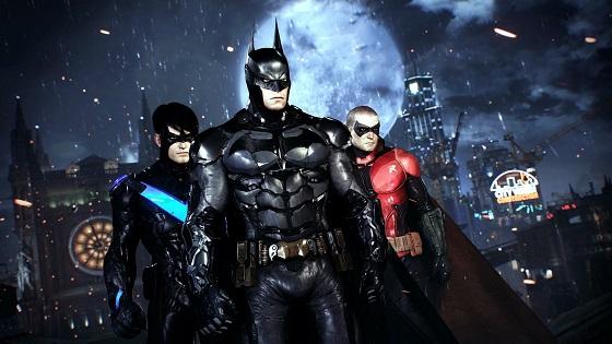 Batman Arkham Knight Mac OS X