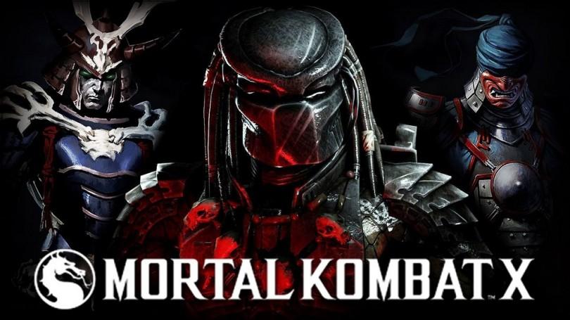 Mortal Kombat X Mac OS X