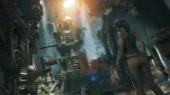 Rise of the Tomb Raider Mac OS X