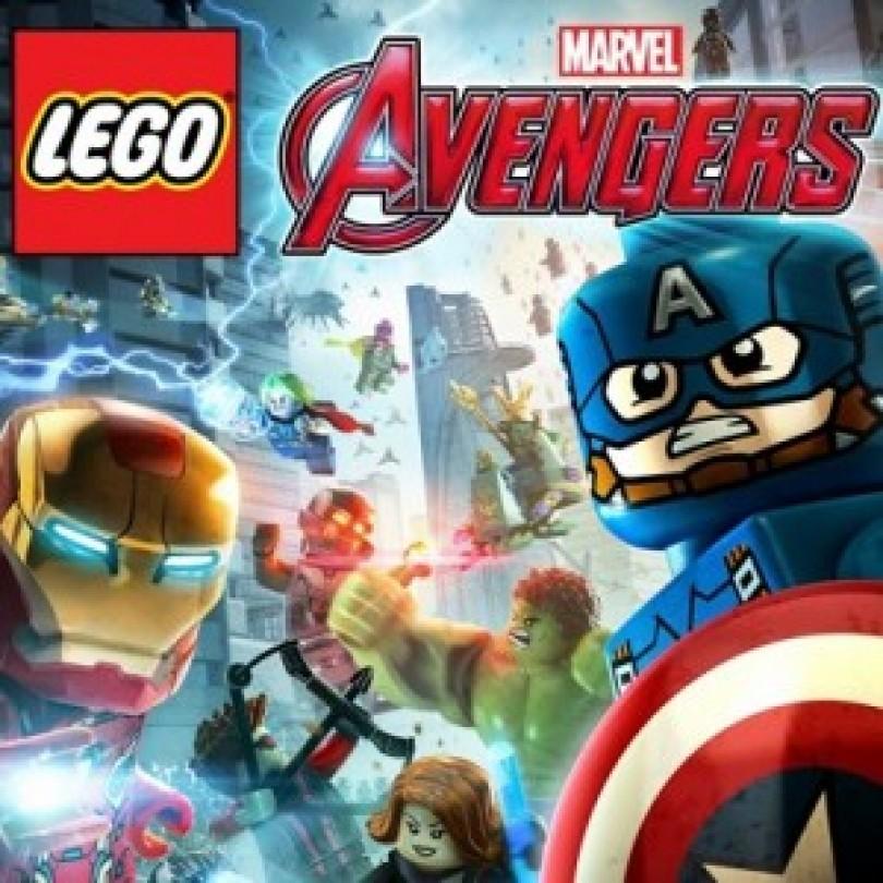 Lego Marvels Avengers Mac OS X