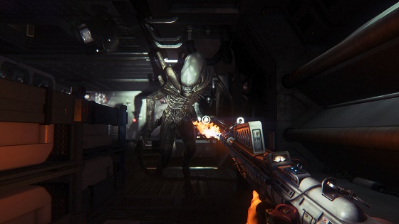 Alien Isolation Mac OS X