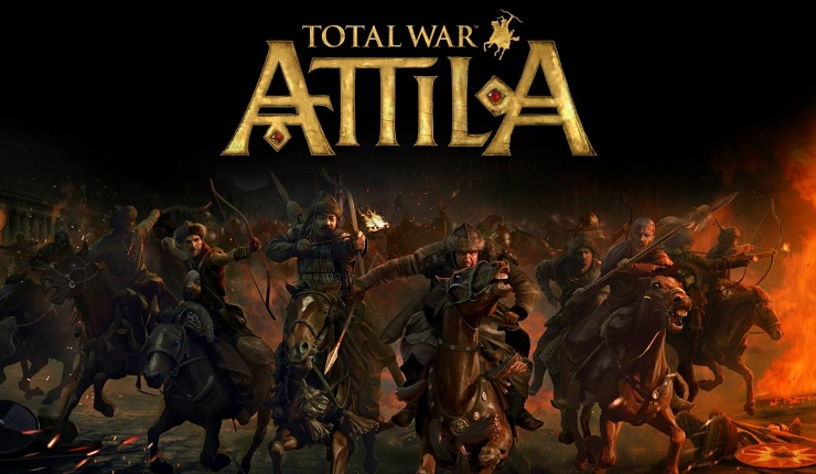 Total War Attila Mac OS X