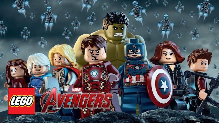 Lego Marvels Avengers Mac OS X DOWNLOAD FULL