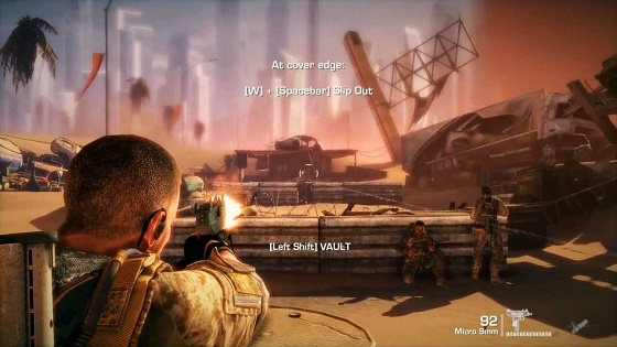 Spec Ops The Line Mac OS