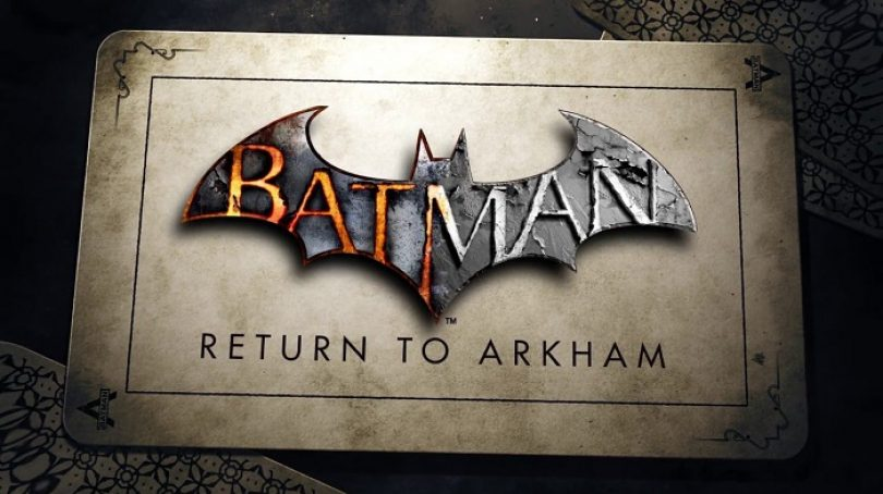 Batman Return To Arkham Mac OS