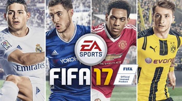 FIFA 17 Mac OS X