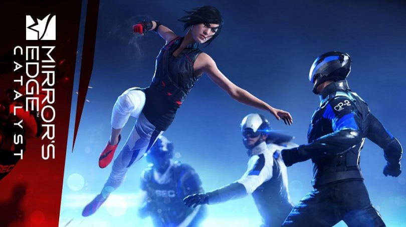 Mirrors Edge Catalyst Mac OS X