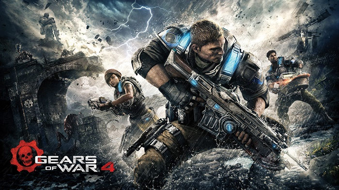 Gears of War 4 Mac OS X Version NEW FREE