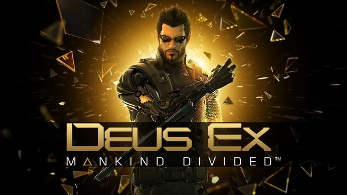 Deus EX Mankind Divided Mac OS X FULL