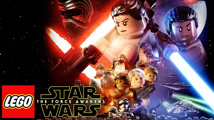 Lego Star Wars The Force Awakens Mac OS FREE