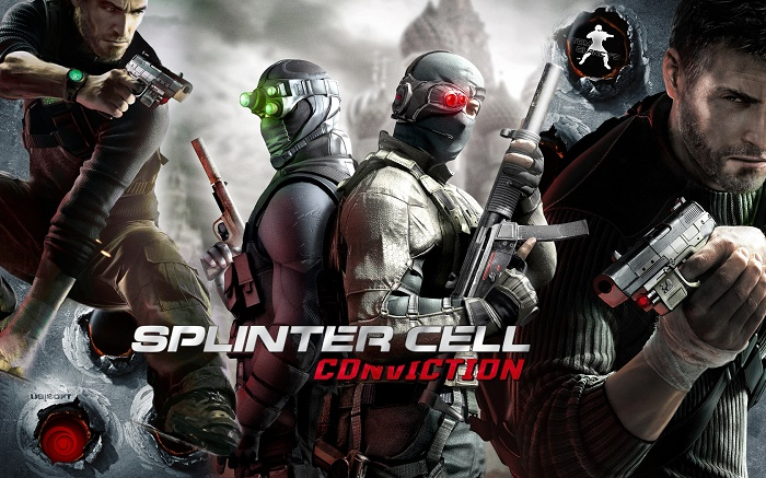 Splinter Cell Conviction Mac OS X – Download for Macbook/iMac