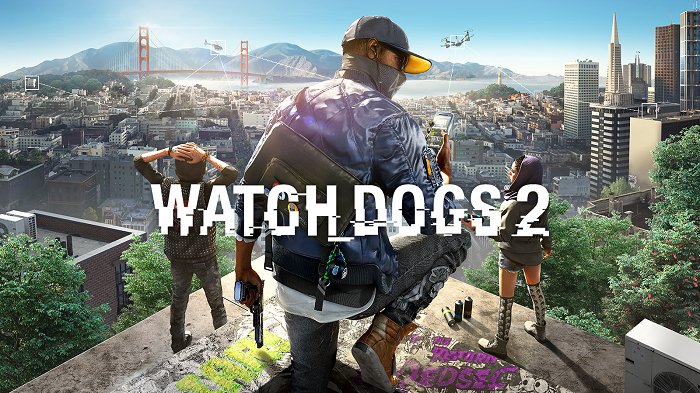 Watch Dogs 2 Mac OS X GOLD EDITION
