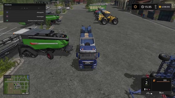 Farming Simulator 17 Mac OS