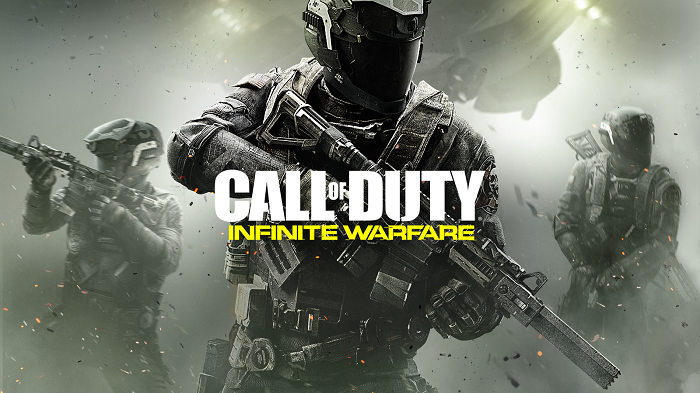 Call of Duty Infinite Warfare Mac OS X