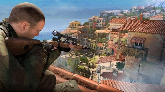 Sniper Elite 4 Mac OS X