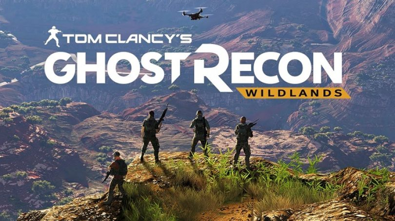 Tom Clancy's Ghost Recon Wildlands Mac OS X