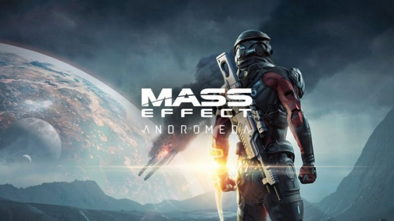 Mass Effect Andromeda Mac OS X
