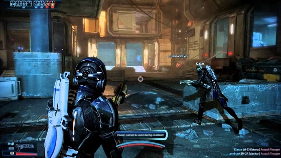 Mass Effect 3 Mac OS X