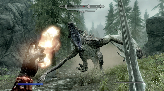 The Elder Scrolls V Skyrim Mac OS X