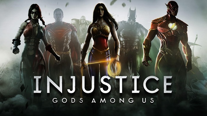 Injustice Gods Among Us Mac OS X Download FREE
