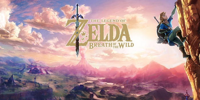 Legend of Zelda Breath of The Wild Mac OS X