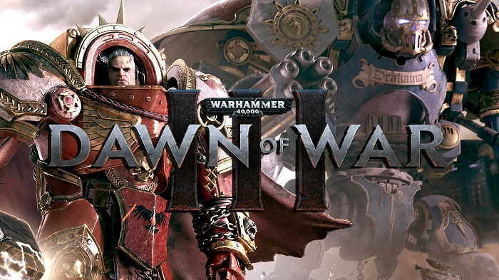 Warhammer 40.000 Dawn of War 3 Mac OS X