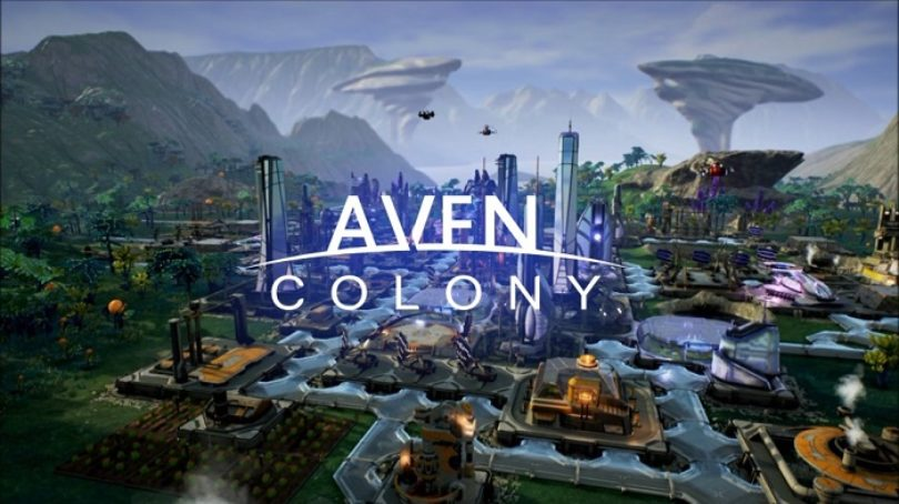 Aven Colony Mac OS X