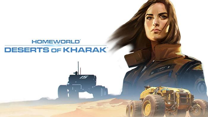 Homeworld Deserts of Kharak Mac OS X Version
