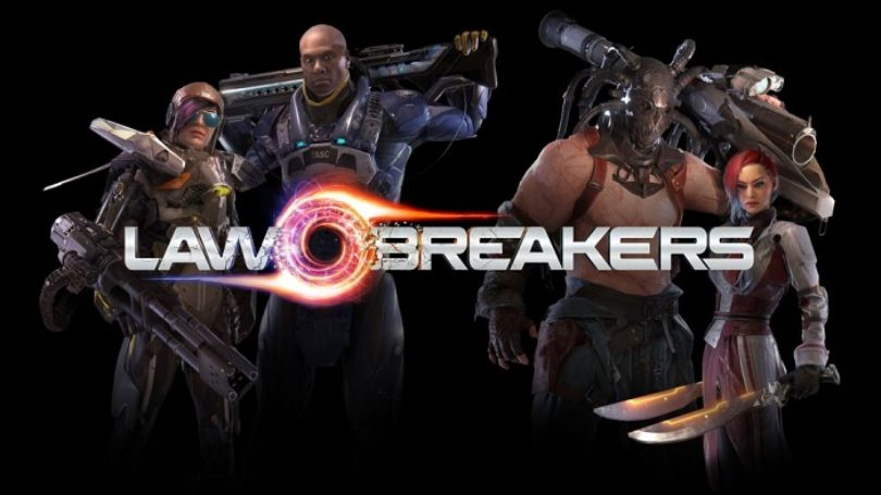LawBreakers Mac OS X