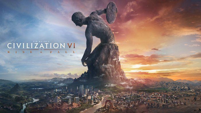 Civilization VI Rise and Fall Mac OS X New EXPANSION PACK Download