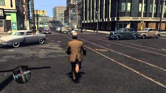 L.A. Noire Mac OS X