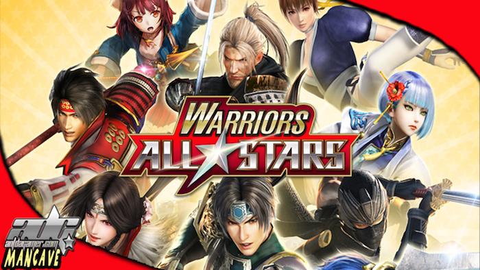 Warriors All Stars Mac OS X Hack'n Slash Game