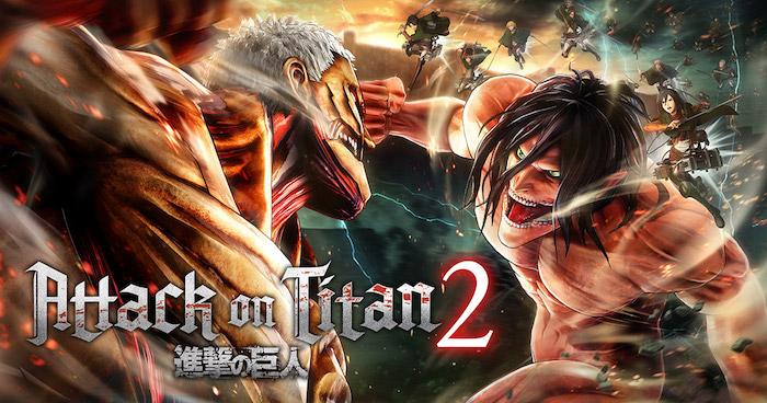 Attack on Titan 2 Mac OS X