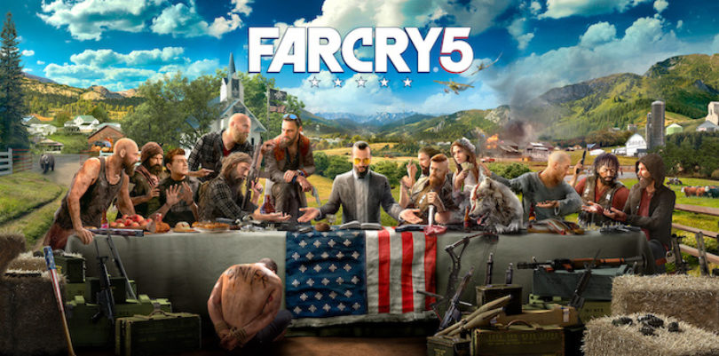 Far Cry 5 Mac OS X