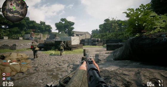 Battalion 1944 Mac OS X