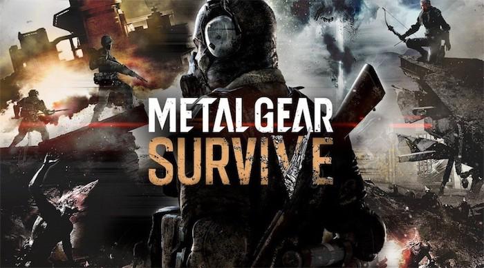 Metal Gear Survive Mac OS X