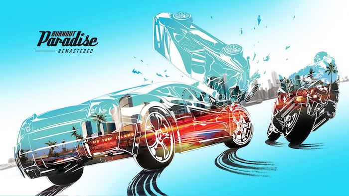 Burnout Paradise Remastered Mac OS X RACING Game