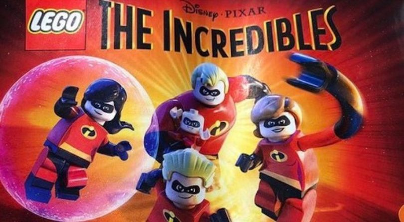 Lego The Incredibles Mac OS X