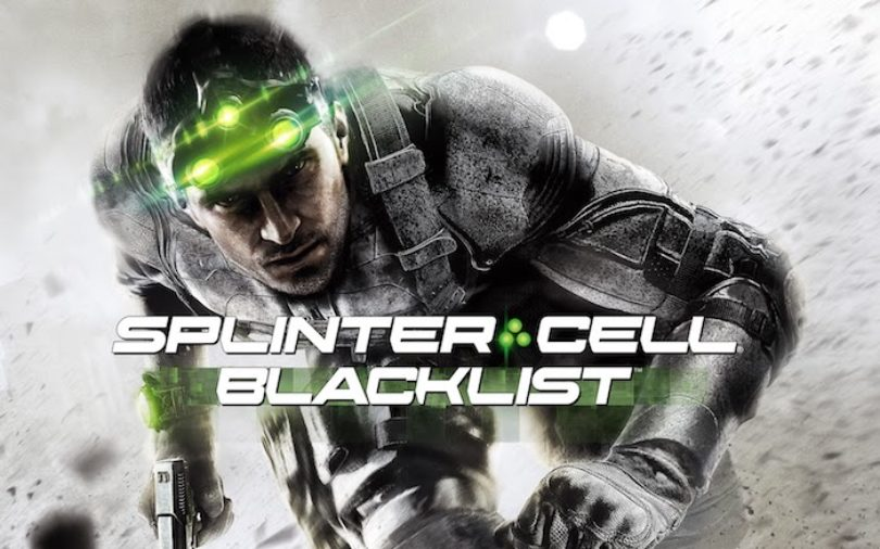 Splinter Cell Blacklist Mac OS X