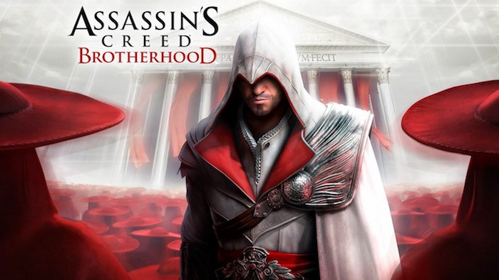 Assassins Creed Brotherhood Mac OS X [FULL GAME]