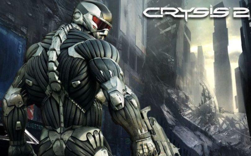 Crysis 2 Mac OS X