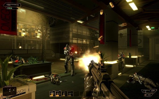 Deus Ex Human Revolution macOS