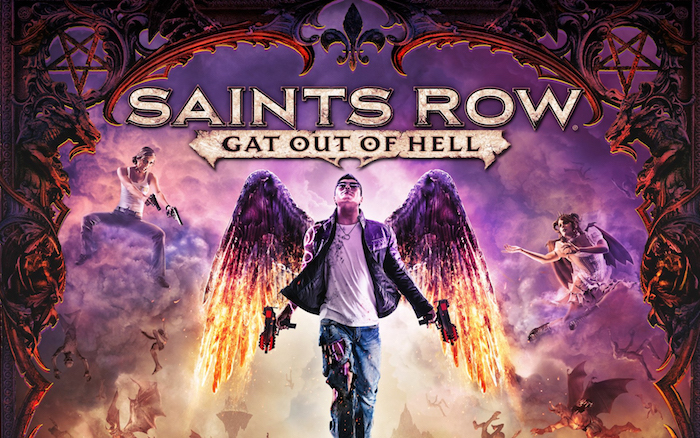 Saints Row Gat Out of Hell MAC OS X Game