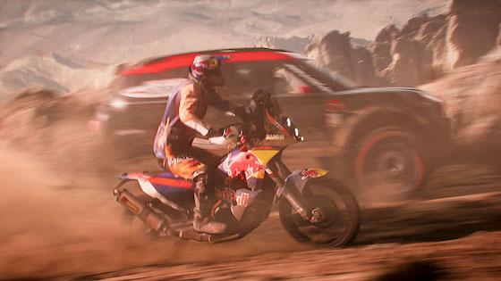 Dakar 18 Mac OS X