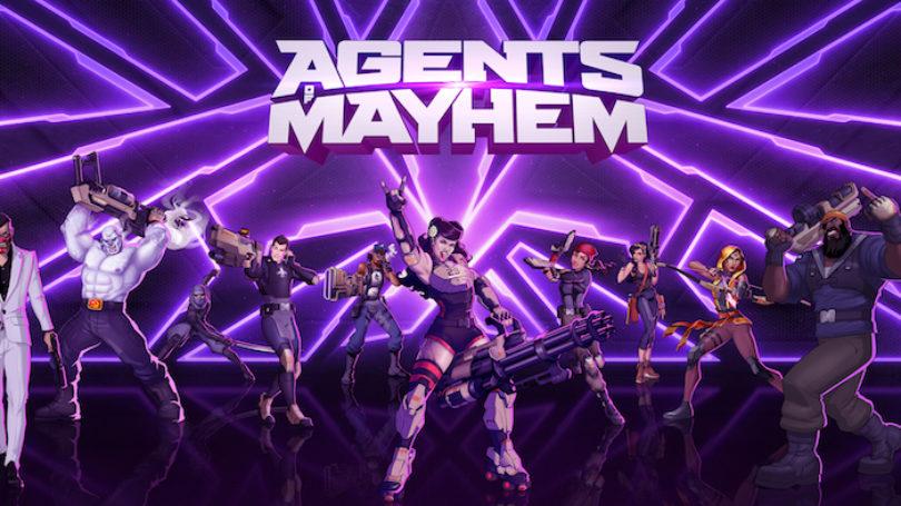 Agents of Mayhem Mac OS X