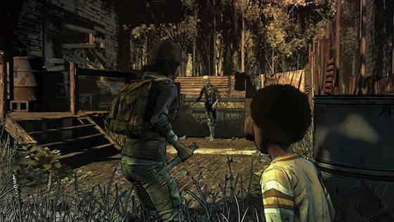 The Walking Dead Final Season Mac OS X